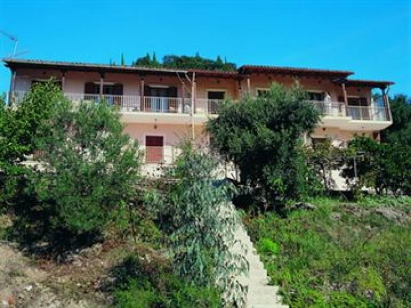 Hotel Panorama - Agios Gordis - Corfu